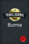 Travel Journal Burma