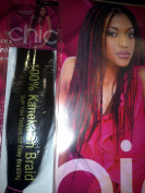 AFRO BEAUTY CHIC 100% KANEKALON BRAIDING colour 1