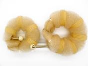 SaveGoodBuy 2PC Set HOT Hair BUNS Hair Style Bun Maker for Hair Chignon