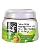 Elasta Qp Olive Oil & Mango Butter Curl Defining Pudding 440ml