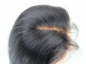 High Quanlity Mid- Part Lace Front Top Closure Indian Virgin Remy Hair natural straight 5*5 natural colour Can Be Dyed