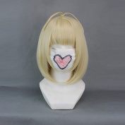 Cosplay Wig Inspired by Blue Exorcist Shiemi Moriyama
