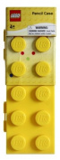 Lego Brick Pencil Case - Yellow