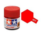 TAMXF7 81707 Acrylic Mini XF7 Flat Red 30ml