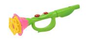 Melissa & Doug Sunny Patch Blossom Bright Bubble Trumpet
