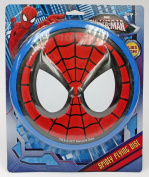What Kids Want Spiderman Sculpted Flying Disc