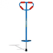 Large Jumparoo Boing! Pogo Stick by Air Kicks (For Riders 39-70kg), BLUE