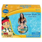Jake and the Neverland Pirates Baby Toddler Ride-on Float Seat - Swim Raft, Ring, Pool, Beach