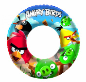 Bestway Toys Domestic Angry Birds Swim Ring, 60cm