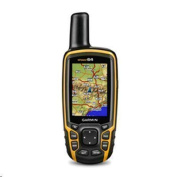 GARMIN GPSMAP 64, WW  Rugged, Full-featured Handheld with GPS and GLONASS Combined
