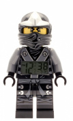 Lego Kids' 9001154 NINJAGO Cole Minifigure Alarm Clock