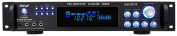 Pyle P3001AT 3000W Hybrid Pre Amplifier with AM/FM Tuner