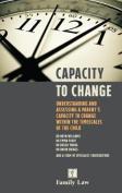 Capacity to Change: