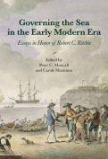 Governing the Sea in the Early Modern Era