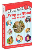 Frog and Toad and Friends Box Set (I Can Read Books