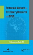 Statistical Methods in Psychiatry Research and SPSS