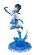 "Bandai Tamashii Nations Figuarts Zero Sailor Mercury ""Sailor Moon"" Action Figure"