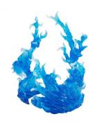 Bandai Tamashii Nations Tamashii Effect Burning Flame Action Figure, Blue