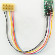 HO Decoder Harness, 8.9cm M1P/2-Function 8-Pin 1A