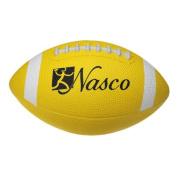 Nasco PE02691E Junior Size 3 Football, Yellow
