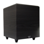 Acoustic Audio PSW-8 Down Firing Powered Subwoofer
