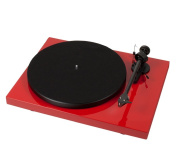 Pro-Ject Debut Carbon (RED) Belt-drive Turntable