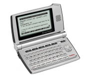 Franklin Electronics BES-2110 Merriam Webster Speaking Spanish English Dictionary Electronic Reference Device