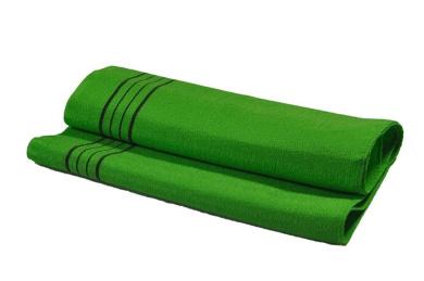 Skyroad Top Quality Exfoliating Bath Back Scrub (Long Viscose Towel) -2 items per package- (Made in korea)