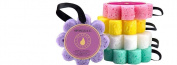 Spongelle Infused Body Wash Wildflower Buffer 14+ Washes