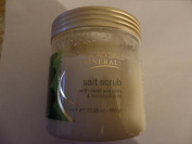 Dead Sea Minerals Salt Scrub with Dead Sea Salt and Eucalyptus Oil