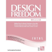 Design Freedom Regular Alkaline Perm for Normal, Resistant or Grey Hair By Zotos Personal Healthcare / Health Care