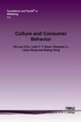 Culture and Consumer Behavior
