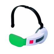 Dragon Ball Z Scouter with Green Lens