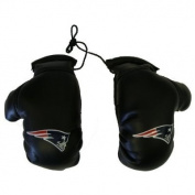 Rearview Mirror Mini Boxing Gloves - NFL Football - New England Patriots