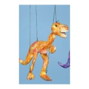 Dinosaur (Orange) Small Marionette