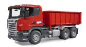Bruder SCANIA-R-Series Tipping Container Truck