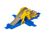 Hot Wheels Track Builder Deluxe Lift & Launch Stunt Set