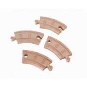 Thomas Wooden Railway - Curve Track Pack