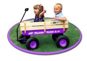 Beverly Hills Teddy Bear Company Purple Dragon Waggon