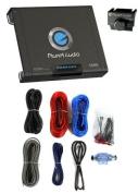 PLANET AUDIO AC1200.2 1200W 2 Channel Car A/B Amplifier Amp AC12002+8 Ga Amp Kit