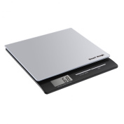 Smart Weigh Professional Digital Kitchen and Postal Scale with Tempered Glass Platform