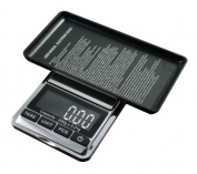 American Weigh Chrome Digital Pocket Scale, 200g by 0.01gm