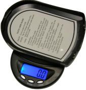 EX-650 Black Digital Coin/Jewellery Pocket Scale 650 gm Weighmax