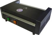 TLC 6000 Pouch Laminator 23cm - 2.1cm 5 Year Warranty Thermal Laminating Corp USA Hot Cold Laminating Machine