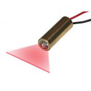 Quarton Laser Module VLM-650-28 LPT Red Laser Line Generator