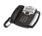 New Cortelco Multi Feature Telephone Speakerphone 2.5 Mm Headset Jack Desk Wall Mountable