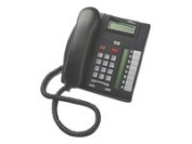 Norstar T7208 Telephone Charcoal