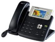 Yealink YEA-SIP-T32G 1-Handset Landline Colour IP Phone with POE and 7.6cm LCD