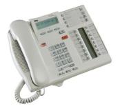 Norstar T7316e Telephone Platinum