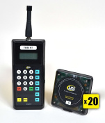 LRS 20-Pager Guest Paging Kit